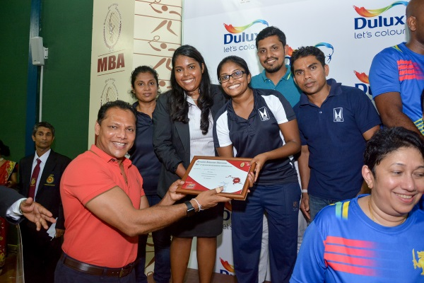 Group Shuttlers Shine at the 33rd MBA Inter- Firm Team Badminton Championships 2016